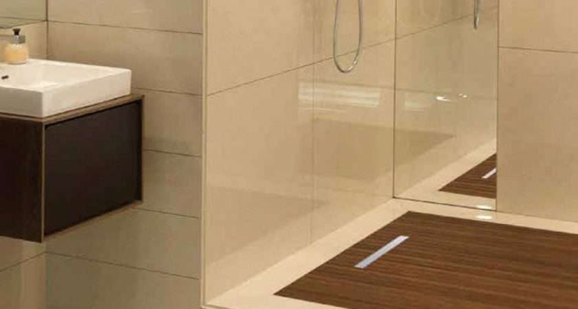 Abacus Elements Concept Raised Wetroom Kit Linear