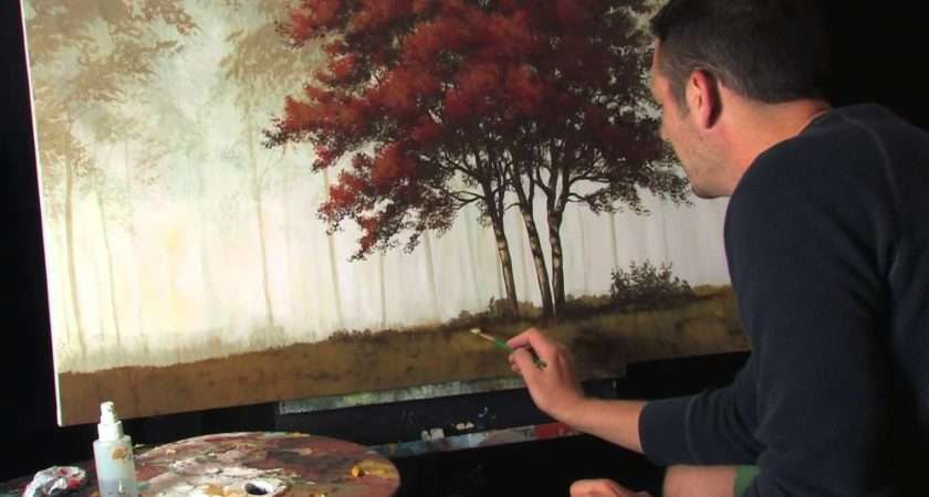 Acrylic Painting Lessons Tips Tricks Layers