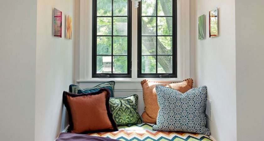 Adult Reading Nooks Inspire