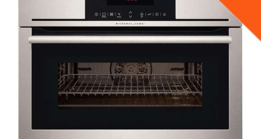 Aeg New Stainless Integrated Microwave
