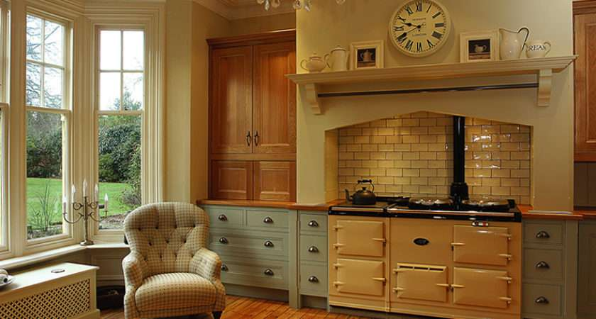 Aga Cooker Upper Cabinets Pinterest
