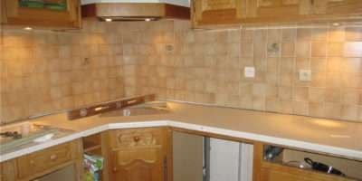 All Joints Cut Router Cutting Jig New Worktops
