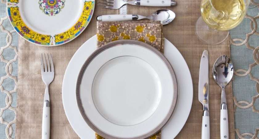 All Need Know Table Settings