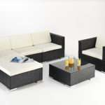 All Weather Rattan Sofa Corner Group Special Offer