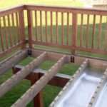 Amazing Elevated Deck Plans Bring Life Landscape