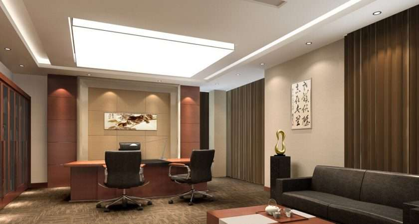 Amazing Interior Design Ideas Office Space