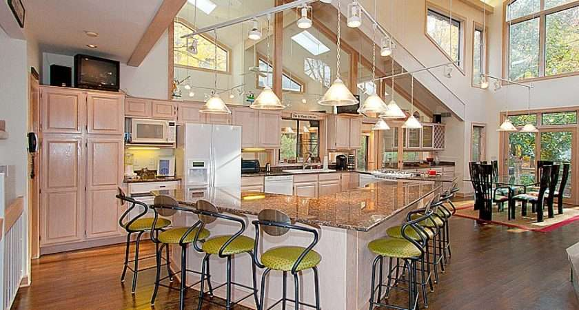 Amazing Open Plan Kitchens Ideas Your Home