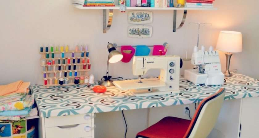 Amazing Sewing Room Ideas