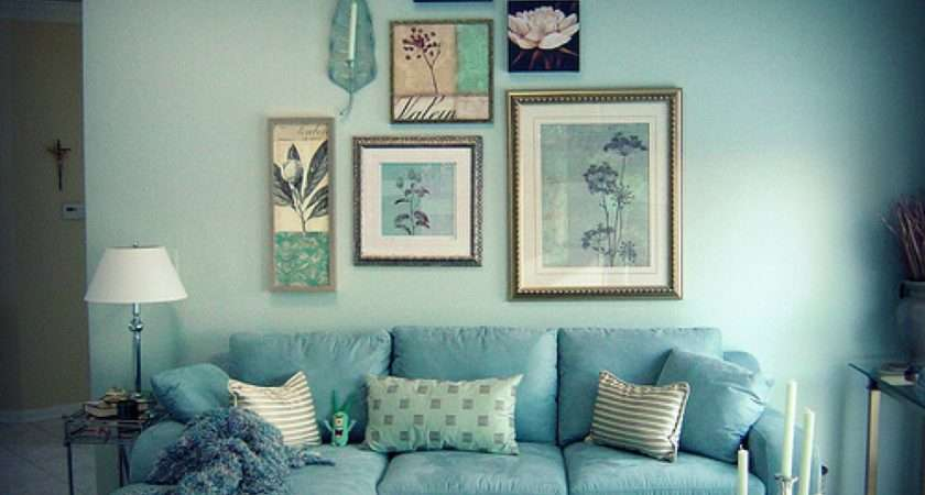 Amazing Simple Living Room Blue Paint Color Ideas Awes