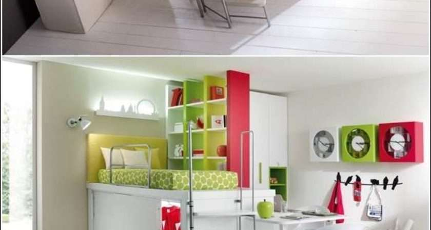 Amazing Space Saving Ideas Small Bedrooms