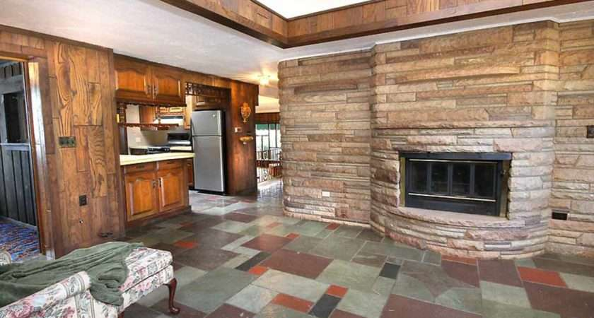 Amazing Storybook Ranch Time Capsule House Photos Retro