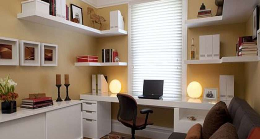 Amazing Top Small Space Home Office
