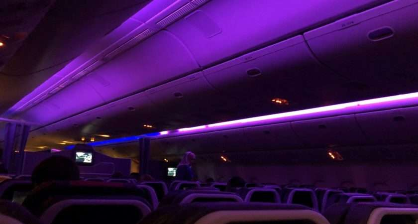 American Airlines Economy Class Flight London Review
