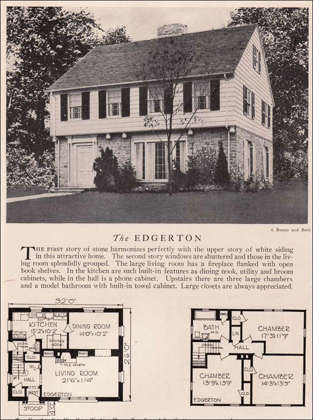 American Residential Architecture House Plans