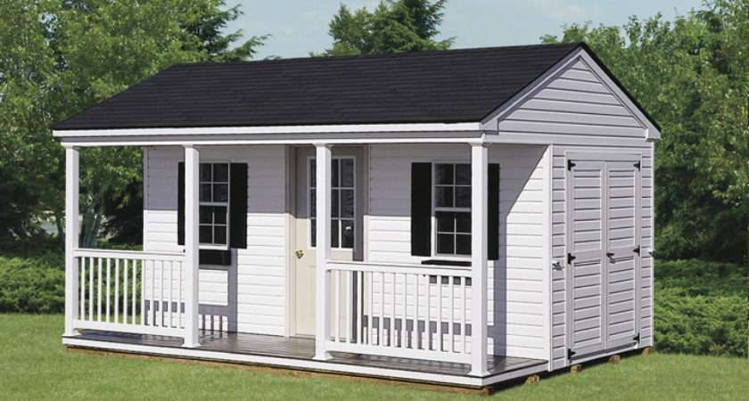 Amish Shed Maryland New Jersey Storage Builder