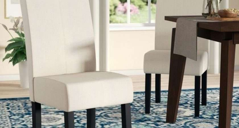 Andover Mills Merrin Stitch Upholstered Dining Chair