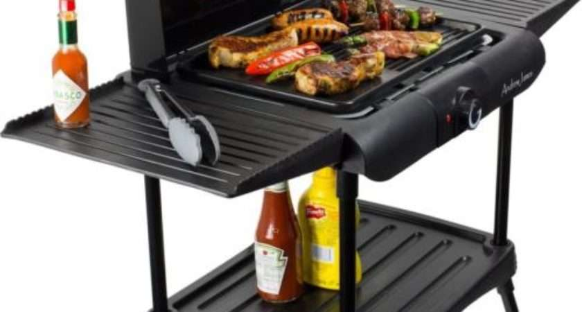 Andrew James Electric Bbq Grill Barbecue Indoor Outdoor