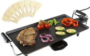 Andrew James Electric Teppanyaki Table Grill Review