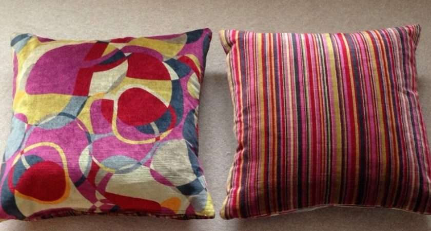 Andrew Martin Retro Scatter Cushions John Lewis One Pair