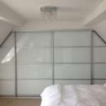 Angled Sloping Sliding Wardrobe Doors Prepare Your Opening