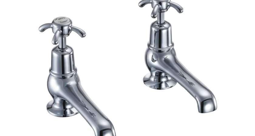 Anglesey Basin Pillar Taps Home Bathrooms Mixers
