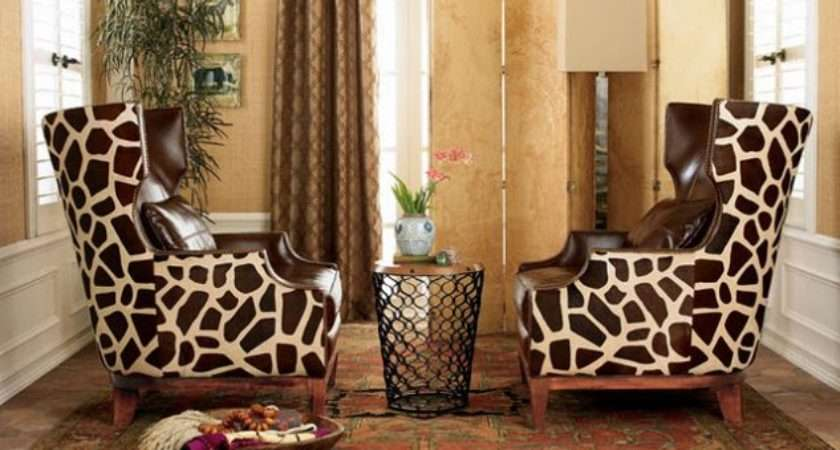 Animal Inspired Decor Ideas Your Living Room