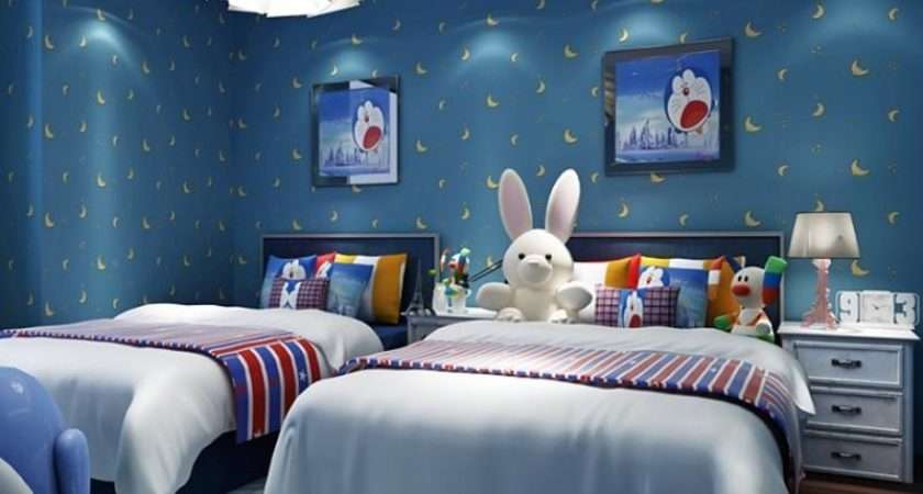 Animal Kids Bedroom Room