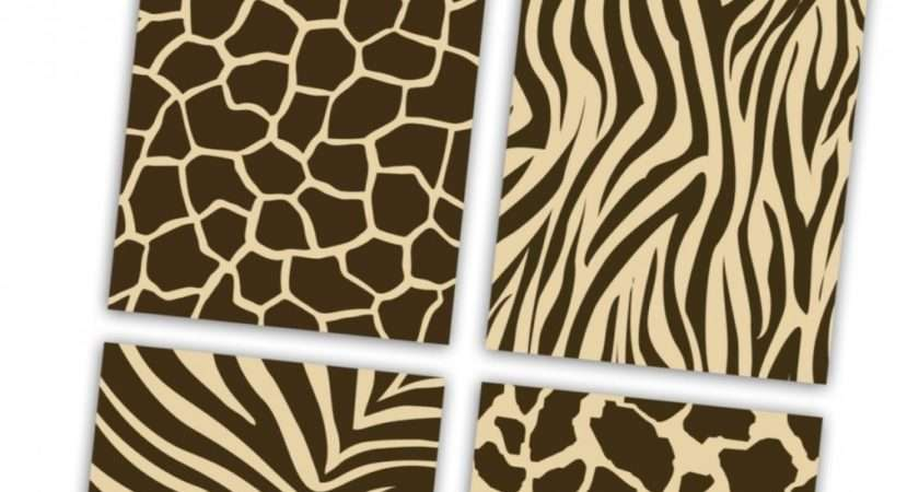 Animal Print Home Decor Find