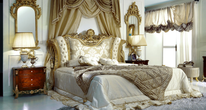 Antique French Furniture Style Bedroom Marie
