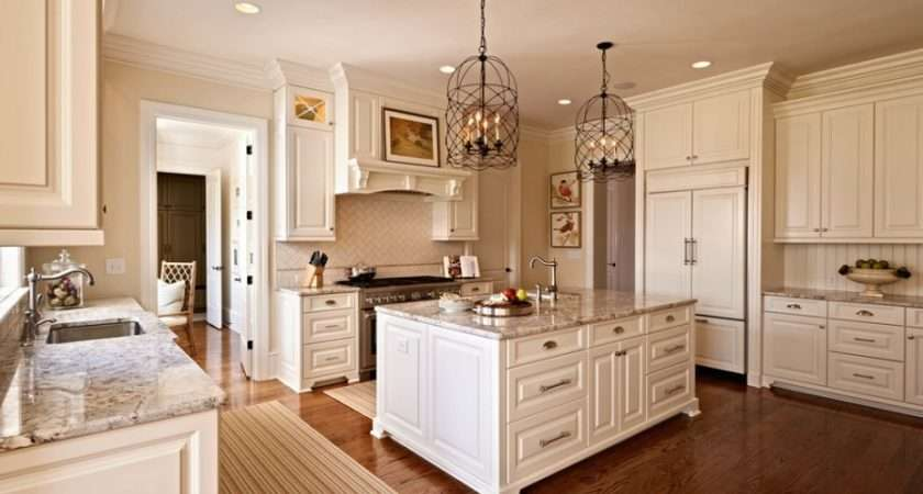 Antique White Kitchen Cabinets Amazing Photos
