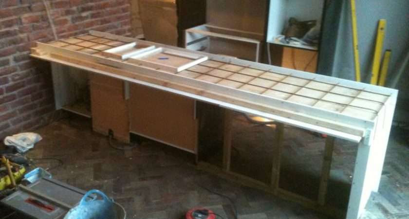 Anyone Else Tried Concrete Worktops Diynot Forums
