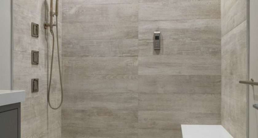 Apartment Bathroom Design Shower Panels Wall Tiles