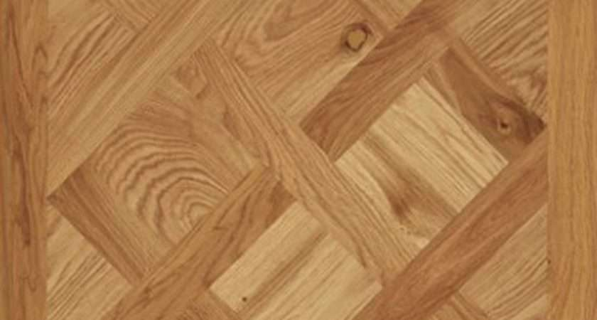 Arbour Parquetry Panel Wood Flooring Fired Earth