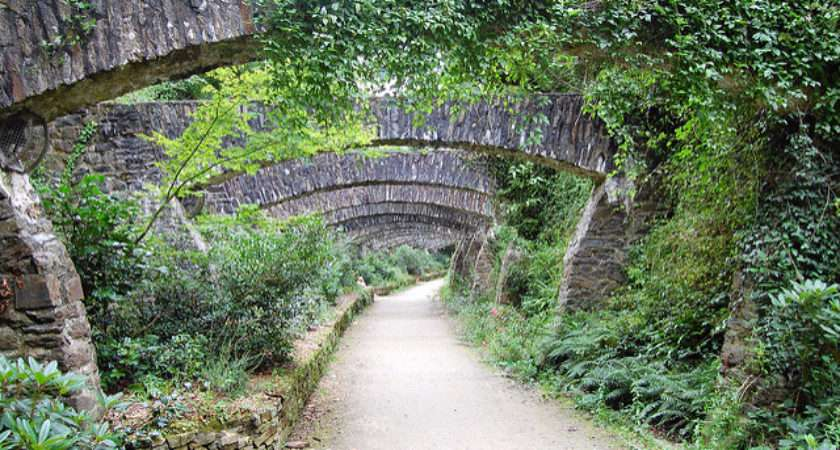 Arched Walkway Flickr Sharing