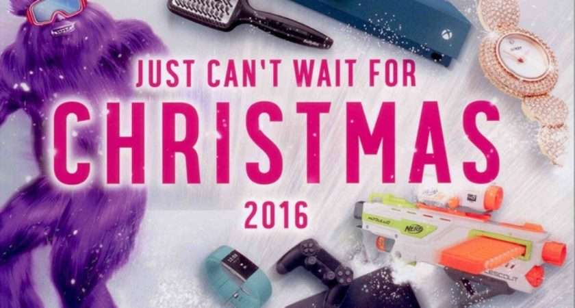 Argos Christmas Gift Guide Has Just Arrived