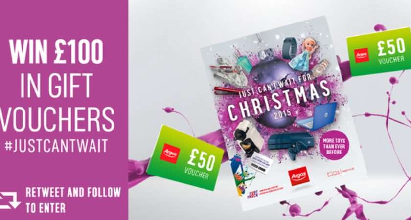Argos Twitter Justcantwait Christmas Our New Gift Guide