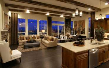 Arranging Living Room Open Floor Plans Midcityeast
