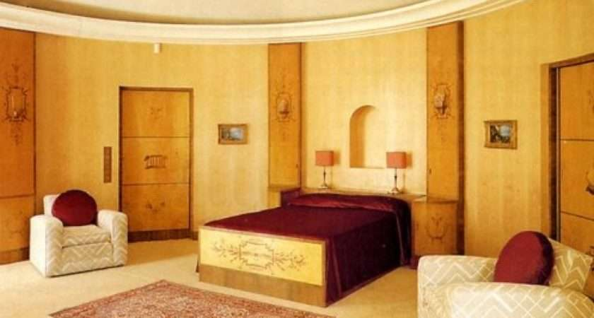 Art Deco Bedroom Furniture Interior Design