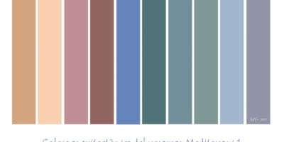 Art Deco Color Palette Colour Colorista
