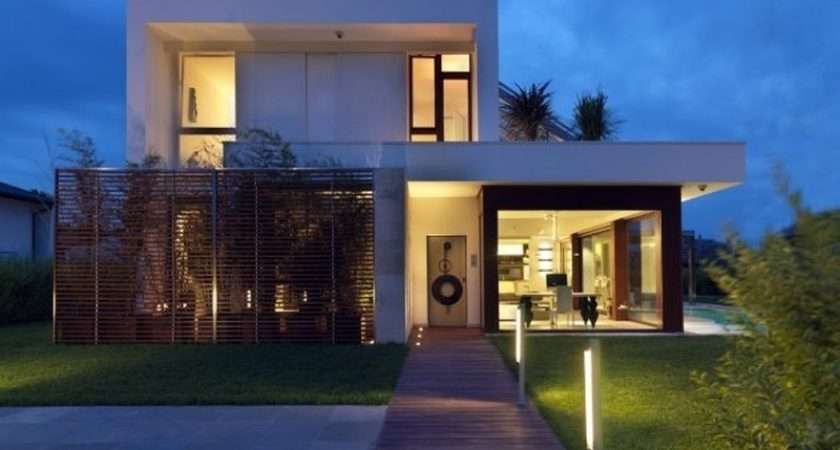 Article Modern House Design Title Italian