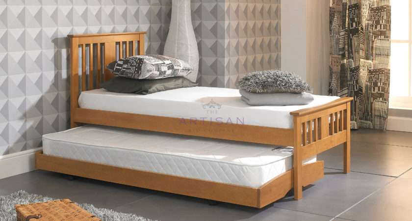 Artisan Guest Bed White Company