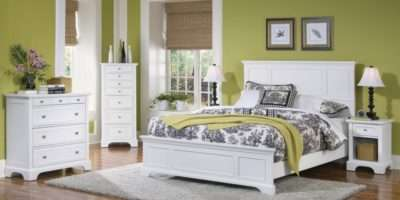 Asian Women Culture Bedroom Set Furniture