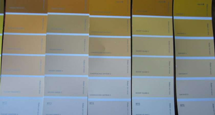 Asked Myself Does Have Dulux Colour Chart