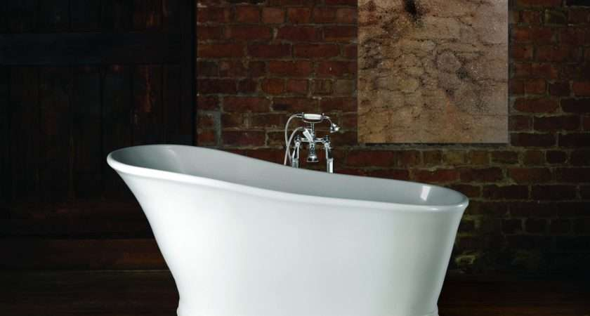 Aurelius Designer Freestanding Slipper Bath Main