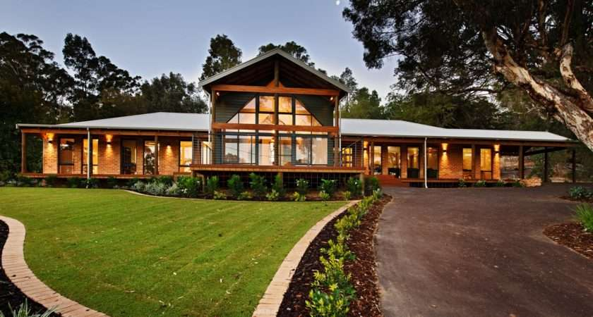 Australian Country Style Homes Interior