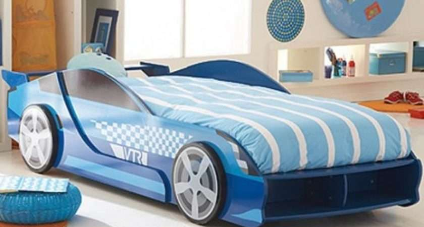 Awesome Car Inspired Bed Designs Boys Rilane