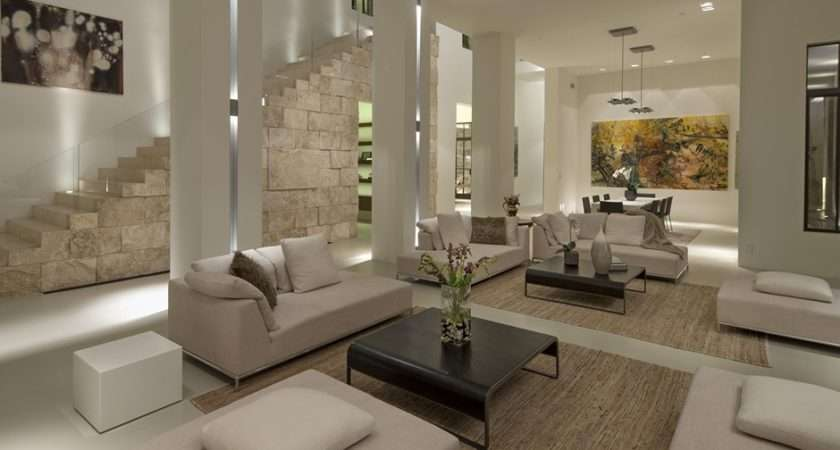 Awesome Cream Living Rooms Lentine Marine