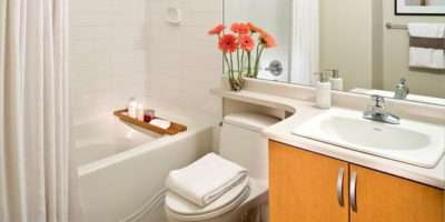 Awesome Layouts Make Your Small Bathroom More