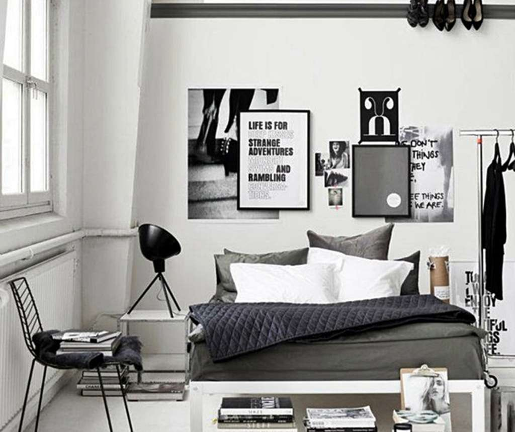 Awesome Modern Bedroom Decorating Ideas Designs