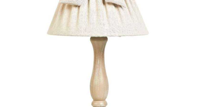 Awesome Shabby Chic Lamps Complement Your Home